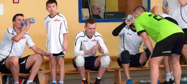 W pierwszej lidze bez niespodzianek.Volley Team pokonuje Husarię Daszyna w II lidze.