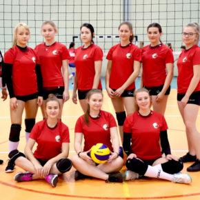 XII Turniej Siatkówki Dziewcząt o puchar Starosty Kutnowskiego